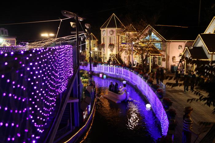 허브아일랜드 불빛동화축제 2018  사진3