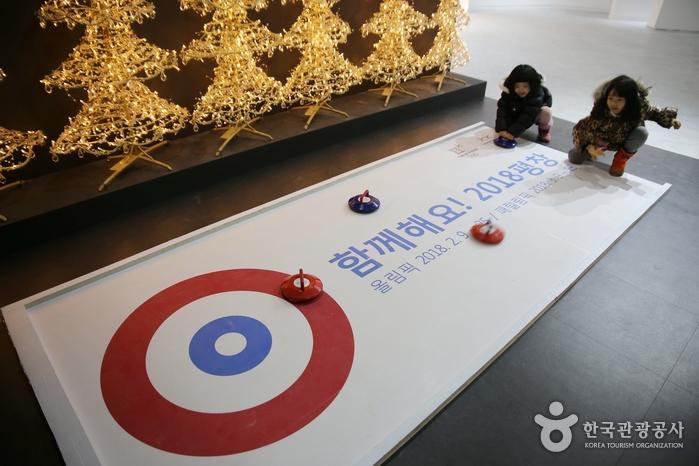 동계올림픽 체험