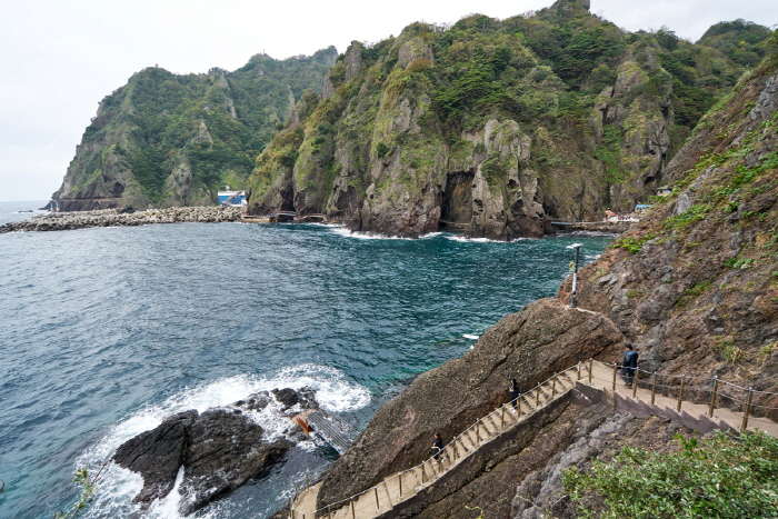 Küstenwanderweg Haengnam (행남 해안산책로)