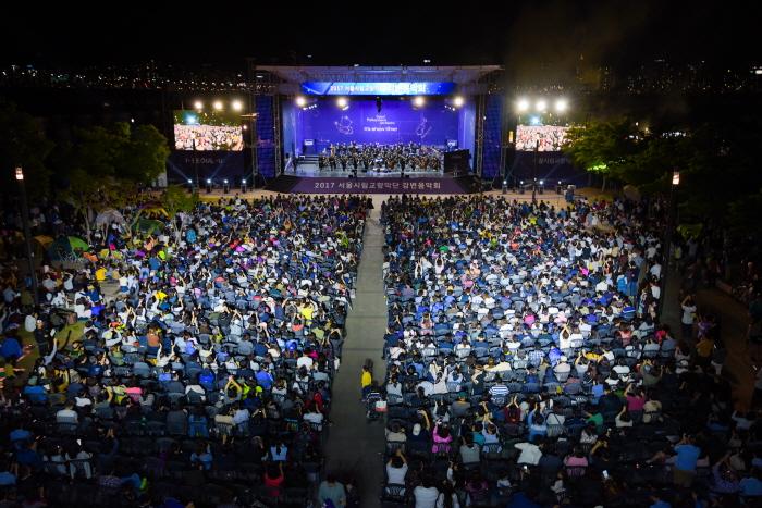 서울시향 강변음악회 2019