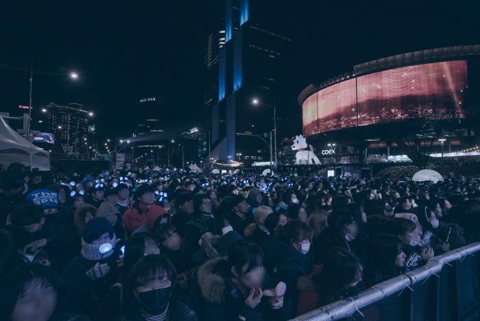 무역센터 겨울축제 '코엑스 윈터페스티벌' 2018