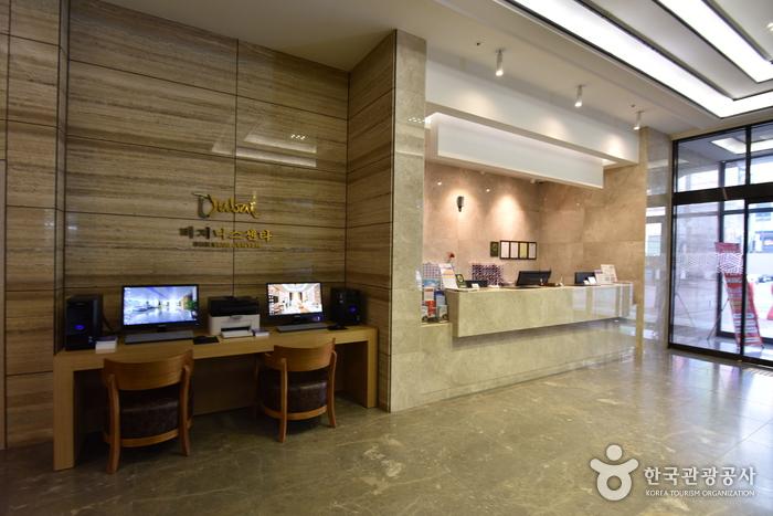 ドバイホテル (두바이호텔 [한국관광 품질인증/Korea Quality])