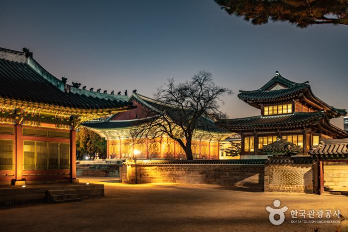 Дворец Токсугун (덕수궁)10