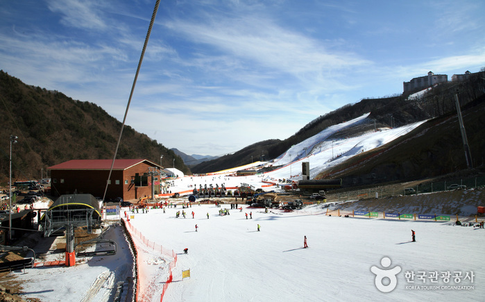 O2 Ski & Resort (오투리조트 스키장)