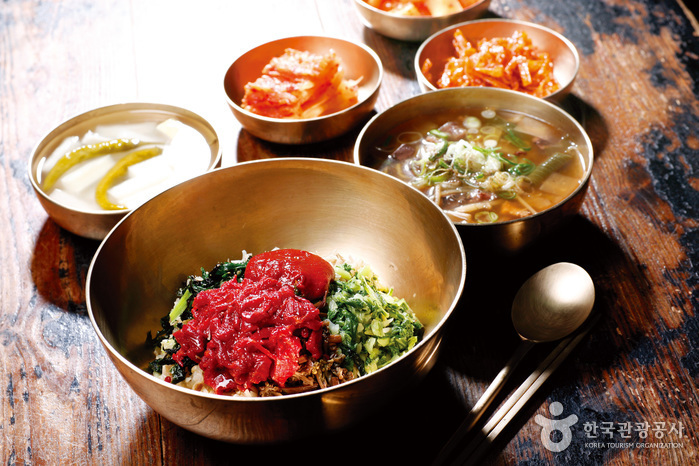チョンファン食堂(천황식당)
