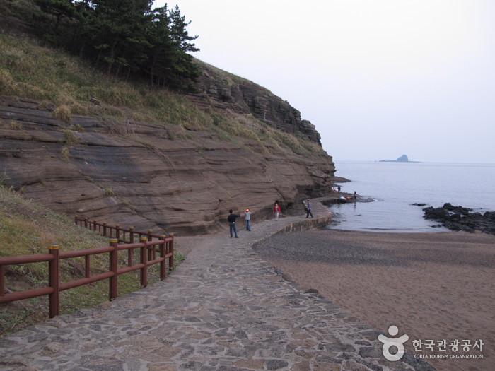 용머리해안 사진16
