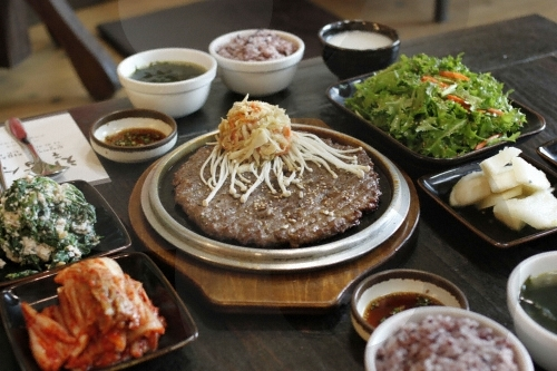 Chilgapsan (칠갑산)