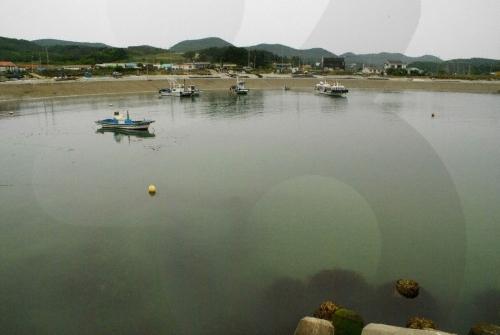Baengnyeongdo Island...