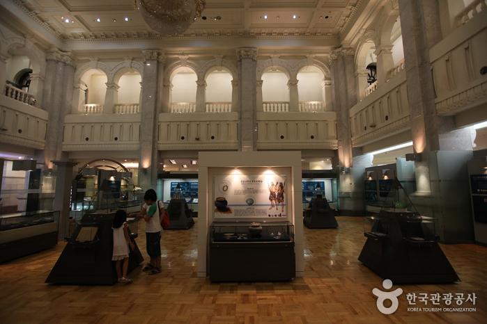 Bank of Korea Money Museum (한국은행 화폐박물관)