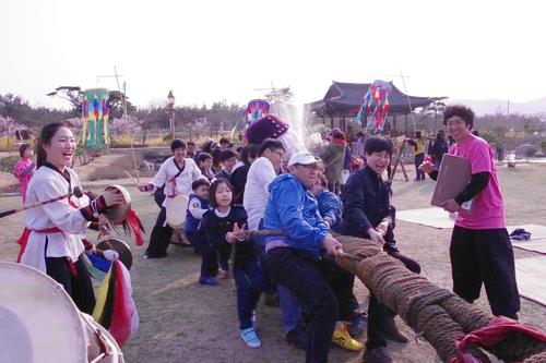 霊岩王仁文化祭り(영암왕인문화축제)