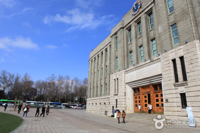 首尔图书馆<br>(서울도서관)