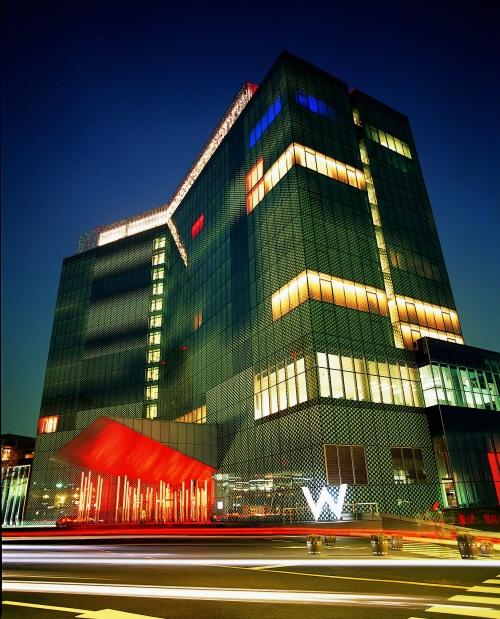 W Seoul Walkerhill (W 서울 워커힐)
