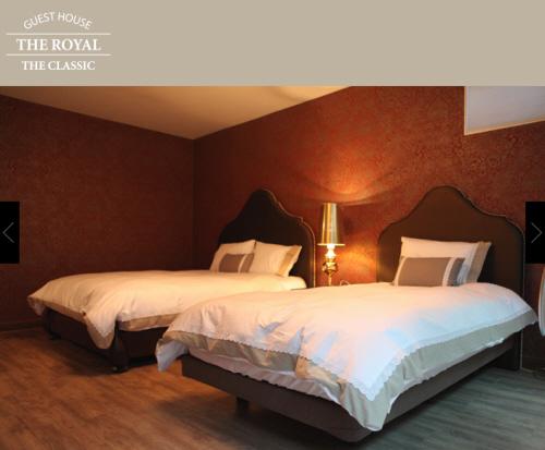 더클래식게스트하우스_room1 -the royal