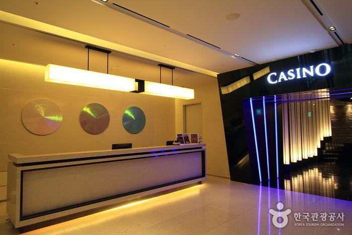 Paradise Casino - Busan Branch (파라다이스 카지노 - 부산점)