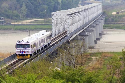 DMZ Peace Train (평화열차 DMZ 트레인)