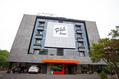 菲尔酒店(Phil Hotel)[韩国旅游品质认证/Korea Quality](필호텔[한국관광 품질인증/Korea Quality])