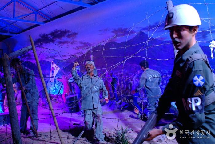Исторический парк - лагерь для военнопленных Кочже10