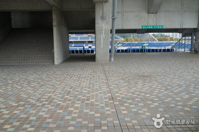 Стадион Чемпионата мира по футболу в Кванчжу (광주월드컵경기장)8