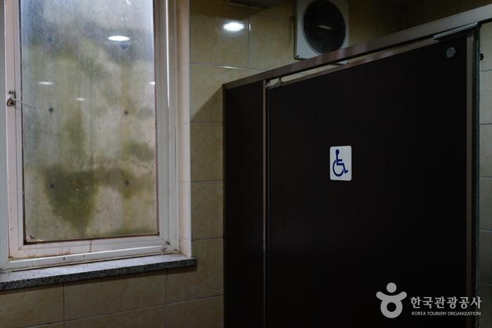 Молодёжный тренировочный центр в горах Кымнёнсан города Пусан (부산광역시 금련산청소년수련원)11
