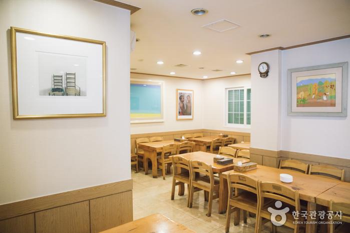 マンドゥチプ(만두집)