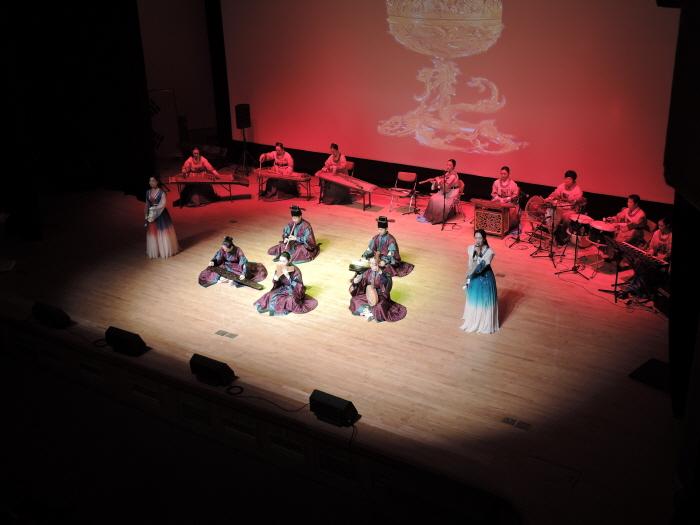 가무악극으로 만나는 토요 상설공연 2019