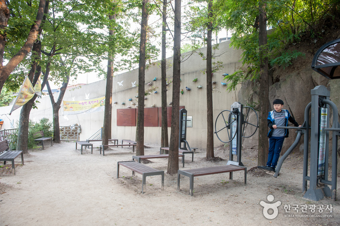 북정마을 비둘기공원