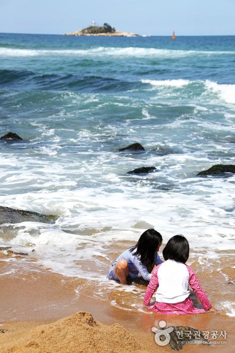 외옹치해변