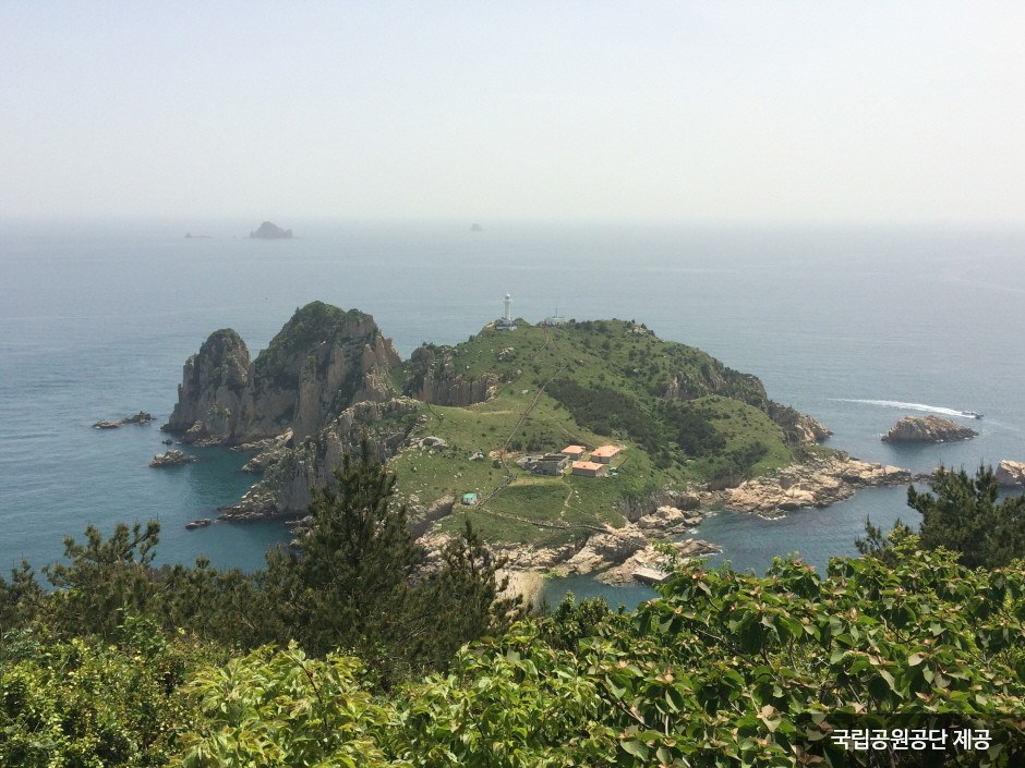 Hallyeohaesang National Park (Tongyeong District) (한려해상국립공원(통영))