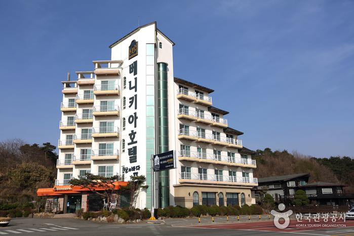 ベニキアホテル山と海 襄陽(베니키아 호텔 산과바다 양양)