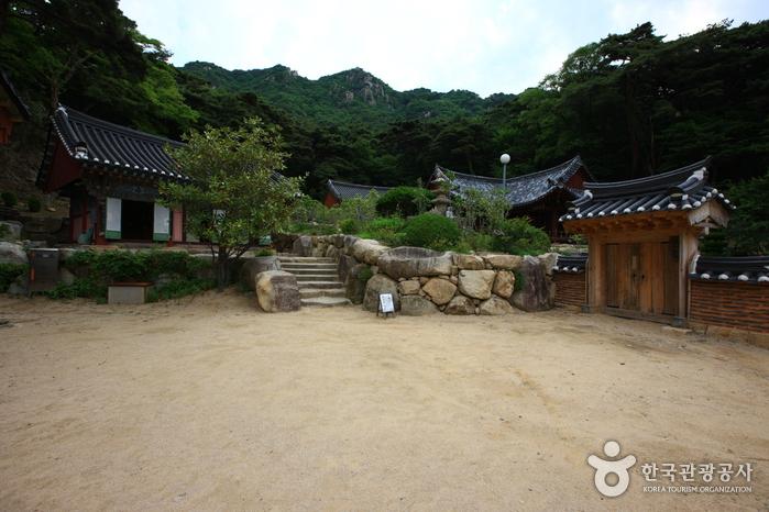 Tempel Eunhasa (은하사)