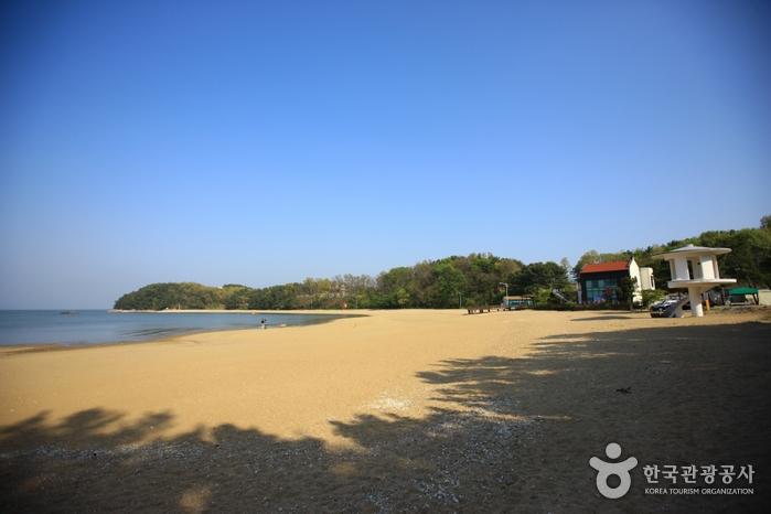 Пляж Суги (수기해변)