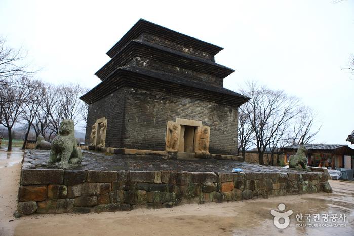 Temple Bunhwangsa (분황사)