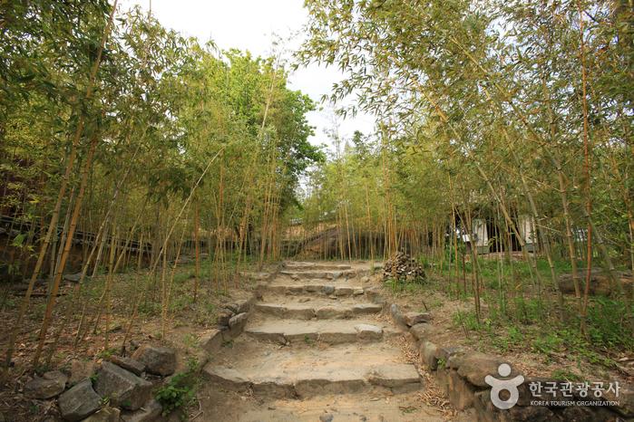 Casa del Aristócrata Choi (최참판댁)29