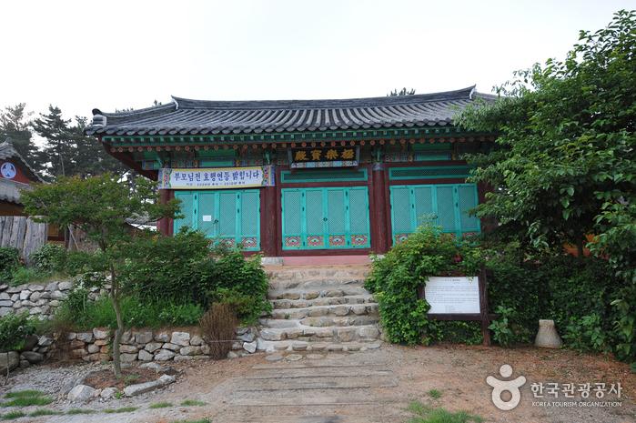 Seongmoam Hermitage (Gimje) (성모암 (김제))
