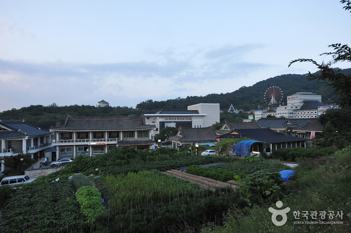南原観光団地(남원관광단지)