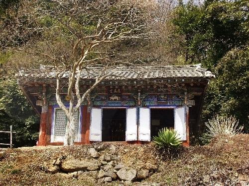 Baengnyeonsa Temple (Gangjin) (백련사-강진)