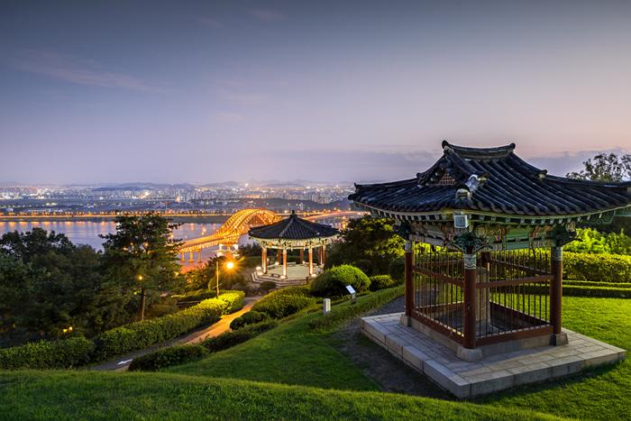 Haengjusanseong Fortress (행주산성)