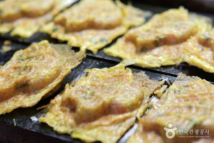 전주의 대표 음식 비빔밥을 이용한 먹을거리