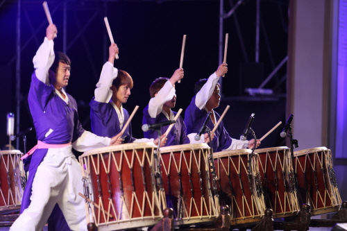 Baekje Cultural Festival (백제문화제)