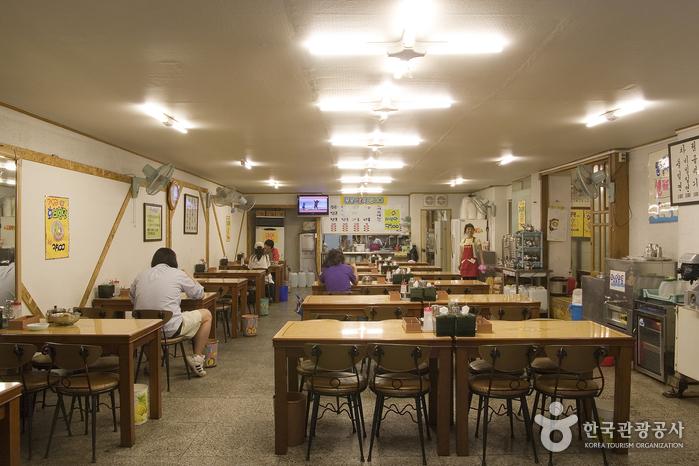 Bonga Milmyeon - Namcheon branch (본가밀면(남천점))