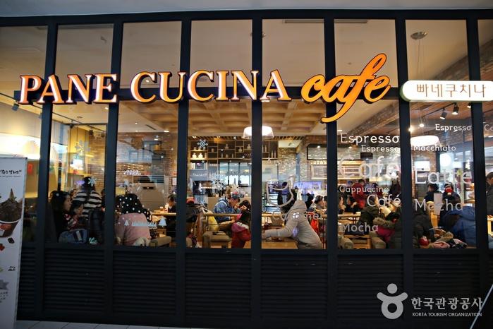 PANE CUCINA cafe 베이커리 카페 외관