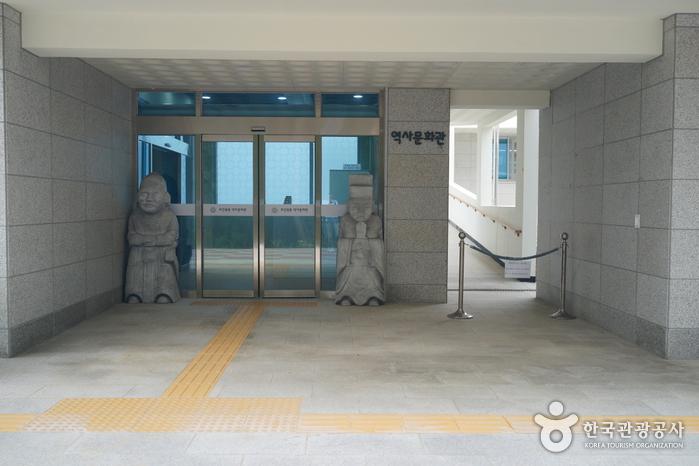 Gimpo Jangneung Royal Tomb [UNESCO World Heritage] (김포 장릉(인헌왕후) [유네스코 세계문화유산])