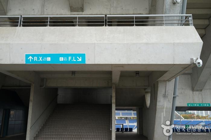 Стадион Чемпионата мира по футболу в Кванчжу (광주월드컵경기장)7