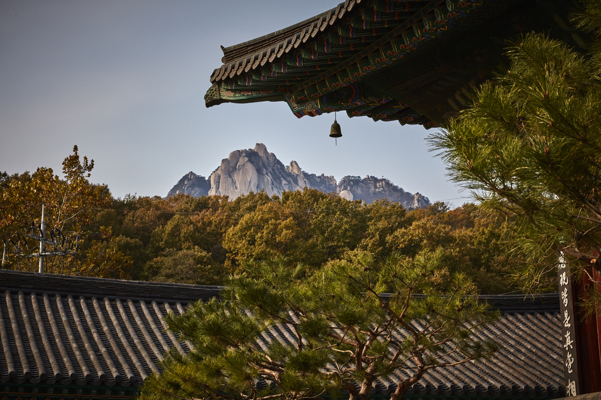 Nationalpark Bukhansan (Seoul) (북한산국립공원(서울))