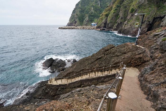 杏南 海岸プロムナード(행남 해안산책로)