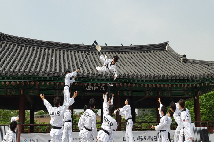남산골 태권도 상설공연 2018