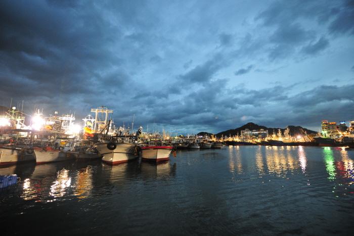 Портовый фестиваль в городе Мокпхо (목포항구축제)2