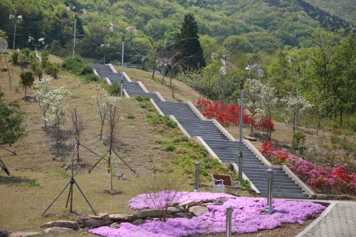 Namhae Butterfly Park (남해 나비생태공원)