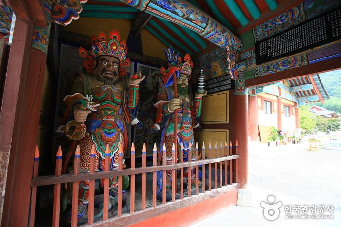Pyochungsa Temple (Miryang) (표충사 (밀양))