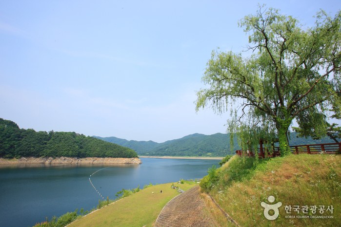 Daecheongho Lake (...